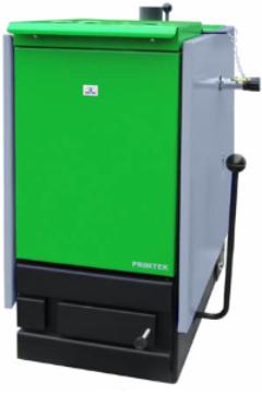 Твердотопливный котел Wattek PRIMTEK 35D (с верхней загрузкой)