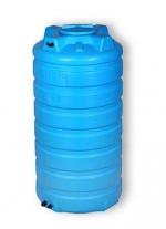 Бак для воды Акватек серия ATV 1000 синий с поплавком