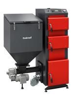 Автоматический угольный котел GALMET DUO 100