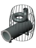 Печь для бани и сауны Corsair Steel