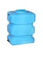 Бак для воды Акватек серия ATР 500 синий с поплавком