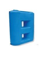 Бак для воды Акватек серия Combi 1500 синий с поплавком