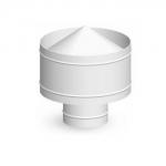 Дефлектор, 0,5/0,5 AISI 430/Оцинковка