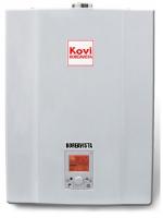 Газовый котел eco Kovi 400K White настенный двухоконтурный