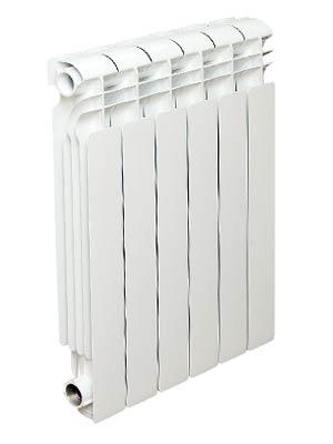 Радиатор tOrrid алюминиевый 500